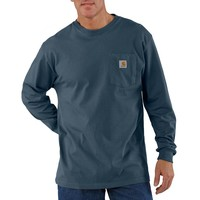 Carhartt Men's Long Sleeve Work T-Shirt