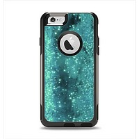 The Trendy Green Space Surface Apple iPhone 6 Otterbox Commuter Case Skin Set