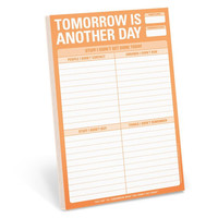 Tomorrow Is Another Day Pad