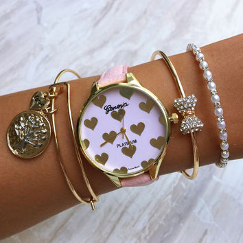 Stacked Hearts Stack