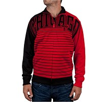 Chicago Bulls - Flatline Track Jacket