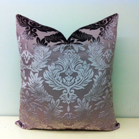 Lilac Velvet Pillow Cover Lilac Pillows Velvet Pillow Cushion Cover Couch Pillow Pink Velvet Pillow Cover Purple Throw Velvet Pillow Covers