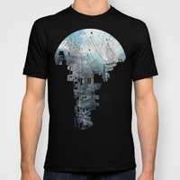 Secret Streets II T-shirt by David Fleck