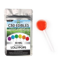 CBD Edible Lollipop