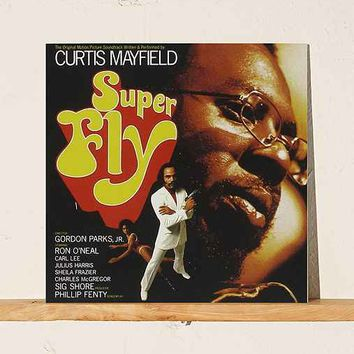 Curtis Mayfield - Superfly LP