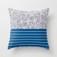 odvojen Throw Pillow by Trebam | Society6
