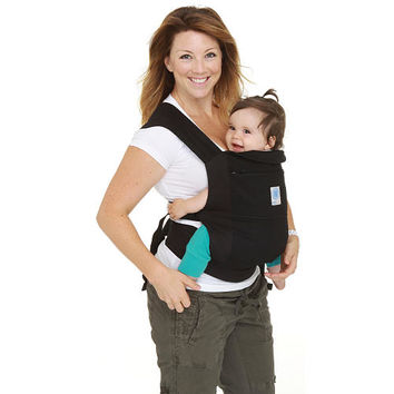 Moby Wrap GO Baby Carrier - Black