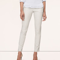 Skinny Cropped Chinos in Julie Fit   LOFT