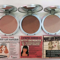 "Cosmetic ""The Balm"" Nude High Light Repair Capacity Powder mary lou/betty lou/cindy lou Three Models"
