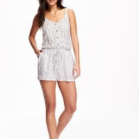 Printed Romper for Women | Old Navy