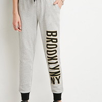 Brooklyn NY Heathered Sweatpants