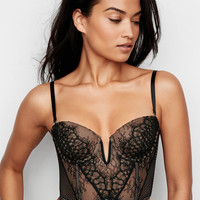 Limited Edition Fishnet & Lace Long Line Multi-Way - Very Sexy - Victoria's Secret