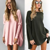 Women's Fashion Tops Winter T-shirts [37359812634]