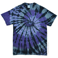 Vader Stained Glass Tie Dye T Shirt on Sale for $16.95 at HippieShop.com