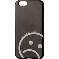 Marc by Marc Jacobs Light Reflective Unsmiley Face iPhone® 6 Case
