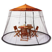 The Patio Table Mosquito Canopy
