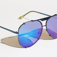 Free People Bel Air Aviator
