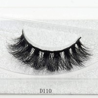 3D Mink Lashes Eyelash Extension