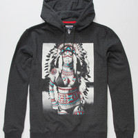 RIOT SOCIETY Native Babe Mens Hoodie | Sweatshirts