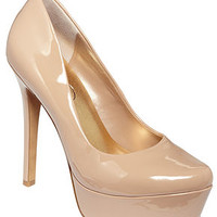 Jessica Simpson Shoes, Waleo Platform Pumps - Shoes - Macy's