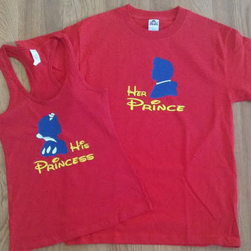 Free/Fast Shipping for US Princess Snow White and Prince Ferndinand