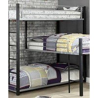 Zak Three Bunk Bed
