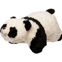 """Genuine My Pillow Pet Comfy Panda - Large 18"""" (Black and White) Children, Kids, Game"""