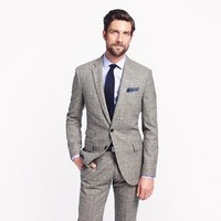 Ludlow suit jacket with double vent in Prince of Wales glen plaid English wool - suiting - Men's New Arrivals - J.Crew