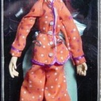 Coraline Bendy Doll in Pajamas