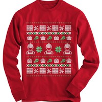 Engineer Ugly Christmas Sweater