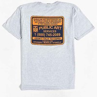 OBEY Public Art Services Tee
