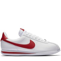 spbest Nike Classic Cortez White / Gym Red