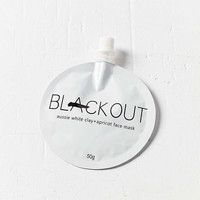 Blackout Aussie White Clay + Apricot Mask - Urban Outfitters