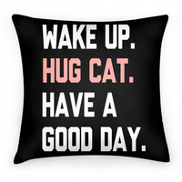 HUG YOUR CAT PILLOW - PREORDER