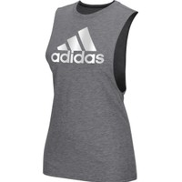 adidas Women's Graphic Muscle Tank Top