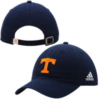 Tennessee Volunteers adidas Slouch Adjustable Hat – Navy Blue