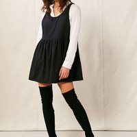 Urban Renewal Remade Wool Babydoll Dress - Urban Outfitters