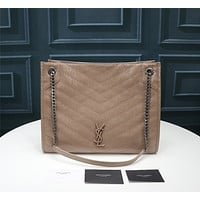 YSL 2020 Newest Popular Women Leather Handbag Tote Crossbody Shoulder Bag Satchel