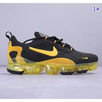 Nike Air Max 270 React Fashion New Hook Contrast Color Sports Leisure Shoes 1#