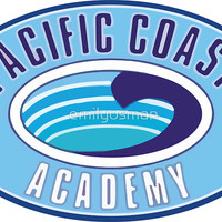 'PCA Pacific Coast Academy Zoey 101' Sticker by emilyosman