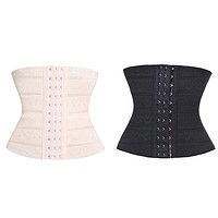 Women Slimming Body Waist Shaper Corset Trainer Body Breathable Belt Control Waist Slimming Belt