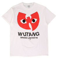 The Comme De Wu Tee - White By Wu Tang Brand New Era Caps, Snapbacks, Bucket Hats, T-Shirts, Streetwear USA Cranium Fitteds