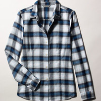 Signature Lightweight Flannel Shirt: Shirts | Free Shipping at L.L.Bean