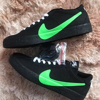 Poets X Nike SB Zoom Bruin QS low-top mesh breathable sports sneakers shoes