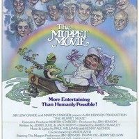 The Muppet Movie 27x40 Movie Poster (1979)