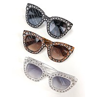 Oversized Star Sunglasses