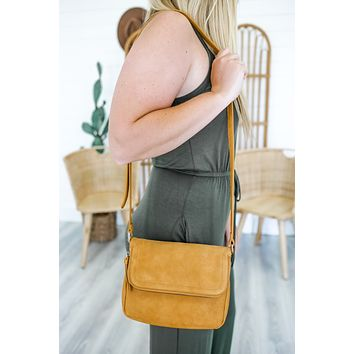 Oak Alley Crossbody Bag