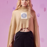 BLUEerror x Griffo Long Sleeves Cropped Sweater