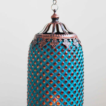 ModCloth Boho World Travels Fast Lantern