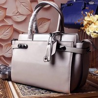 COACH WOMEN HOT STYLE LEATHER HANDBAG SHOULDER BAG